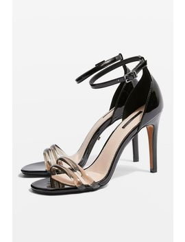 Reta Two Part Sandals by Topshop