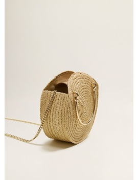 Round Small Bag by Mango