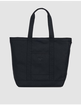 Bamfield Foundation Tote In Black by Herschel Supply Co.