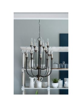 A&B Home 16 Light Candle Style Chandelier & Reviews by A&B Home