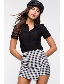 Essential Collared Shirt by A'gaci