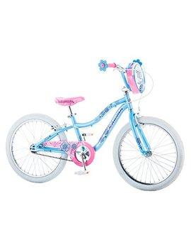 "Schwinn Girl's Mist Bicycle, 20"", Light Blue by Schwinn"