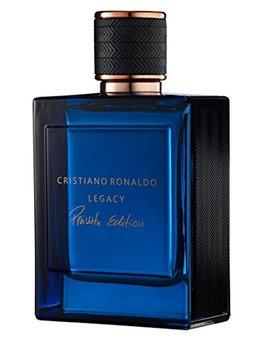 Cristiano Ronaldo Legacy Private Edition For Men Eau De Parfum Spray 3.4 Ounces by Cristiano Ronaldo