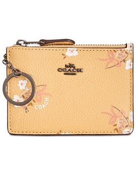 Mini Id Skinny Wallet by Coach