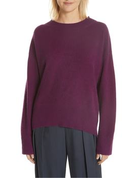Cashmere Oversize Sweater by Vince