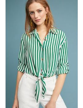 Faithfull Zeus Striped Buttondown by Faithfull