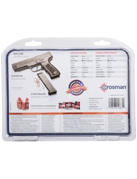 Crosman Psm45 Spring Power Single Shot Pistol Psm45 by Crosman
