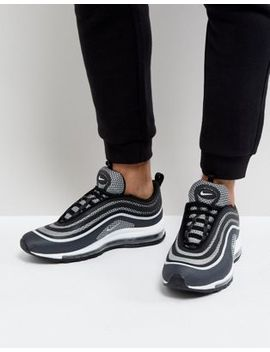 Nike   Air Max 97 Ultra '17   Sneakers In Zwart 918356 001 by Asos