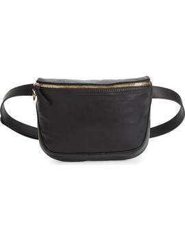 Leather Fanny Pack by Clare V.