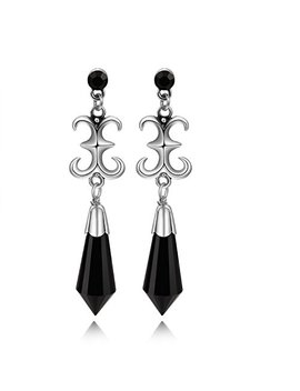 Cosplaywho Sailor Moon Black Lady Earrings 1 Pair by Cosplaywho