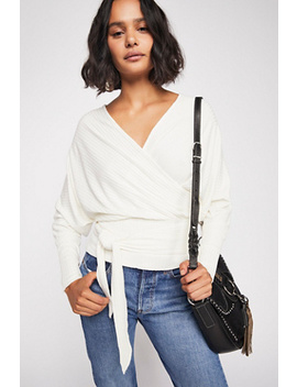 We The Free East Coast Wrap Top by Free People