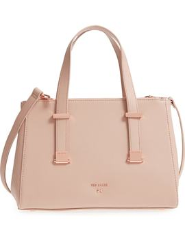 Audreyy Small Adjustable Handle Leather Shopper by Ted Baker London