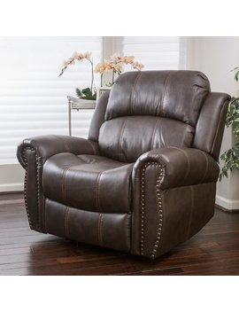 Three Posts Chatham Manual Glider Recliner & Reviews by Three Posts