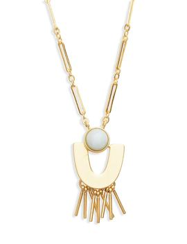 Stone Pendant Necklace by Madewell