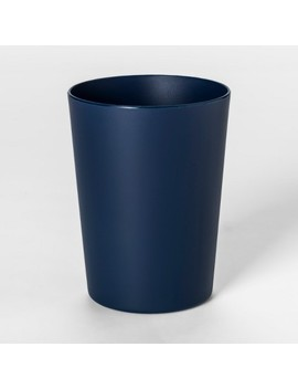 18oz Plastic Short Tumbler Blue   Room Essentials™ by Shop This Collection