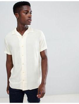 produkt-revere-collar-short-sleeve-summer-shirt by produkt
