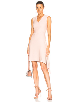 Aylsham Viscose Crepe Dress by Roland Mouret