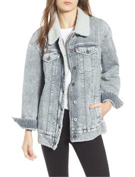 Levi's® Oversize Denim Trucker Jacket by Levi's®