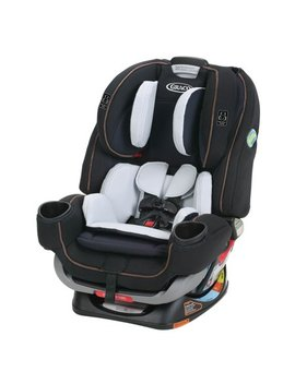 Graco 4 Ever Extend2 Fit 4 In 1 Car Seat, Hyde by Graco