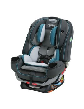 Graco 4 Ever Extend2 Fit 4 In 1 Car Seat, Seaton by Graco