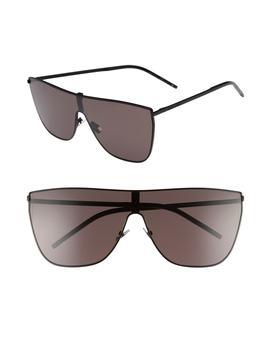 Sl1 Mask 70mm Sunglasses by Saint Laurent