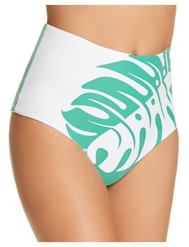 Portia High Waist Bikini Bottom by L*Space