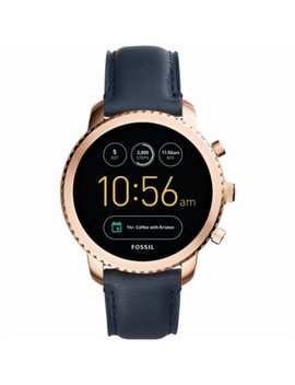 Q Explorist Gen 3 Smartwatch 46mm Stainless Steel   Rose Gold by Fossil
