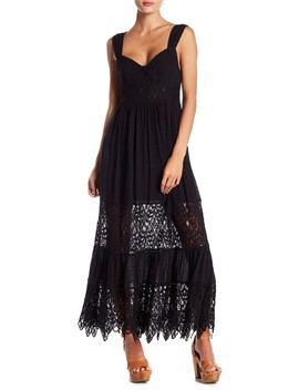 Caught Your Eye Maxi Dress by Free People