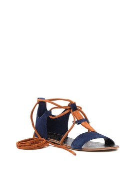 Fiji Wrap Sandal by Free People