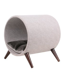 Tucker Murphy Pet Gypsy Tunnel Bed With Wood Leg & Reviews by Tucker Murphy Pet