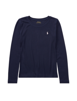 Pony Long Sleeve T Shirt by Ralph Lauren