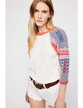 We The Free Bright Star Tee by Free People