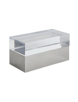 Monaco Rectangular Box by Jonathan Adler