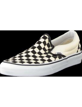 U Classic Slip On Black/White Checker by Vans