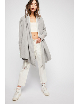 Lounge Sweat Cardi by Free People