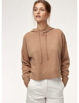 Luxe Cashmere Hoodie by The Group By Babaton
