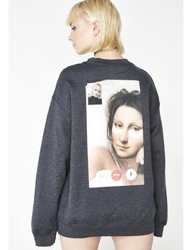 Facetime Sweatshirt by Urban Sophistication