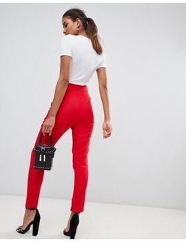 Missguided Tailored Pants by Missguided