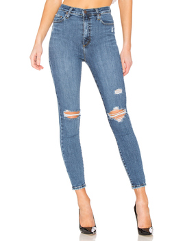 Siren Skinny Ankle Jean by Nobody Denim