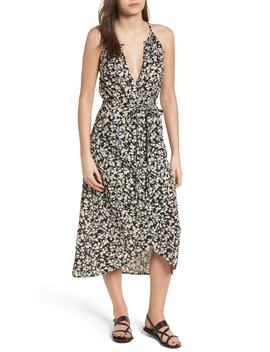 Aloha Babe Print Midi Dress by Billabong