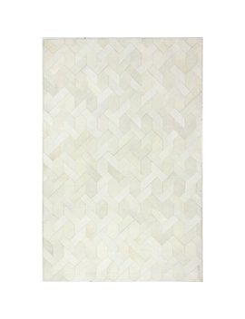 Willa Arlo Interiors Heath Hand Woven White Area Rug by Willa Arlo Interiors