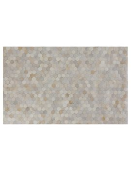 Exquisite Rugs Natural Hide Hand Tufted Cowhide Ivory/Natural Area Rug by Exquisite Rugs