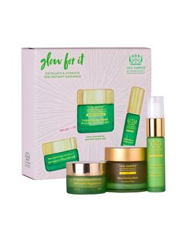 Glow For It Kit by Tata Harper Skincare