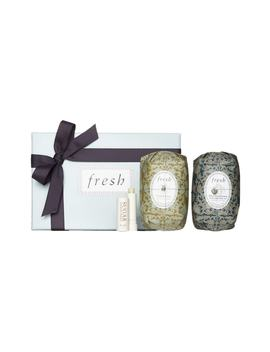 Oval Soap Set by Fresh®
