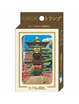 Studio Ghibli Spirited Away Trump Card (Japan Import) Including Original Lockable Case by Studio Ghibli