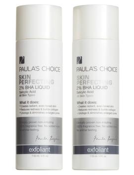 Skin Perfecting 2 Percents Bha Liquid Exfoliant Duo by Paula's Choice