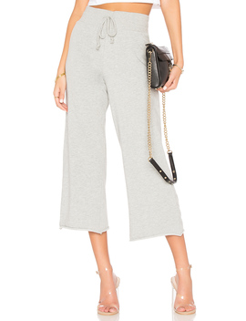 Hear Peace Crop Wide Leg Pant by Spiritual Gangster