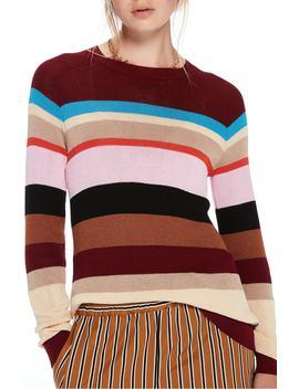 Colorful Stripe Sweater by Scotch & Soda
