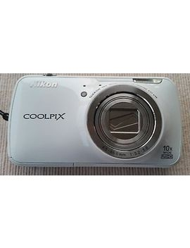 Nikon Coolpix S800c Digital Camera 16 Mp by Nikon