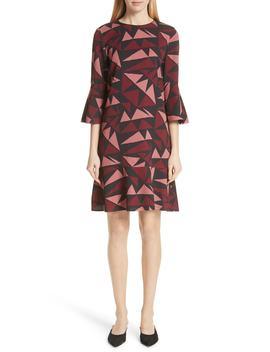 Billie Bell Sleeve Dress by Lafayette 148 New York